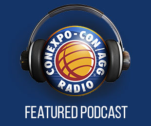 Conexpo radio featured podcast