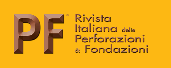 PF - Italian Drilling & Foundation Magazine