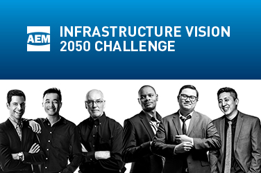 Infrastructure Vision 2050 Challenge Finale