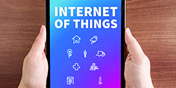 IoT Disrupts Construction