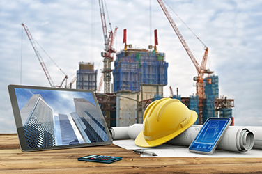 Construction site and smart devices