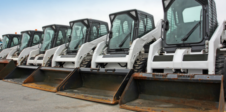 Top Article: Construction Skid Steers