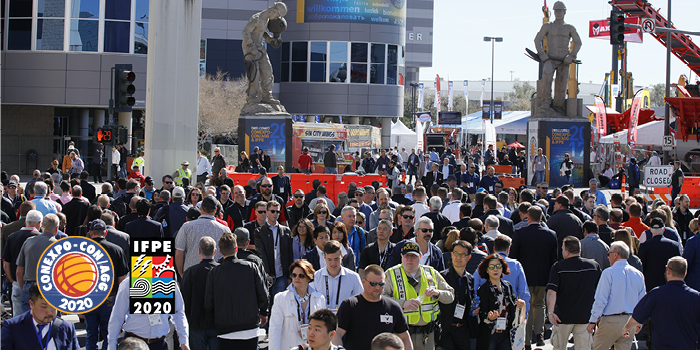 More Than 4,000 Register for CONEXPO-CON/AGG & IFPE This Week,  Outpacing Same Pre-Show Period in 2017