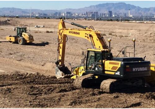 autonomous construction equipment