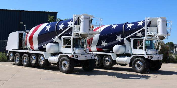 What to Look for When Selecting a Concrete Mixer Truck: Front vs. Rear-Discharge Options