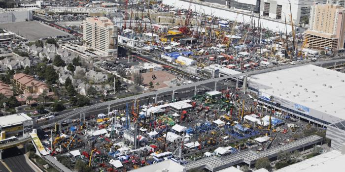 Exhibitors Affirm Commitment to CONEXPO-CON/AGG and the Industry as  Show Will Take Place as Scheduled March 10-14