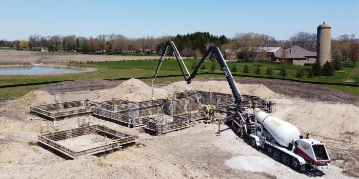 Concrete and Excavation Contractor Kurk Inc.'s Longevity Comes from a Focus on People, Technology