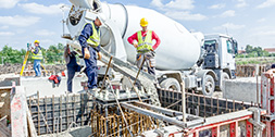 New Concrete Technologies Increase Service Life