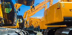 Heavy Construction Equipment Lifts the Industry