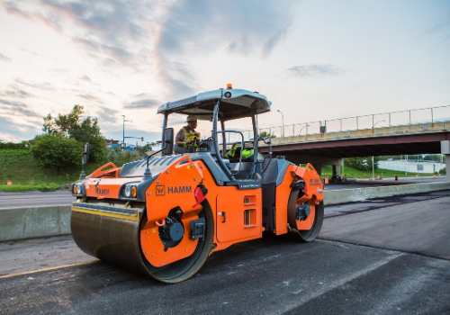 Intelligent Compaction is the Key to Asphalt Pavement Performance