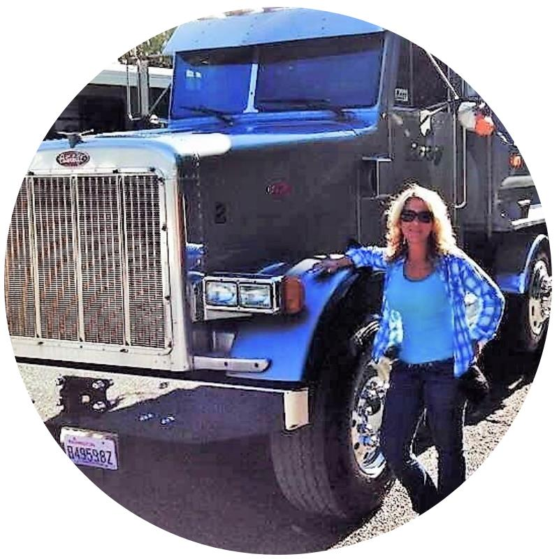 Ellie Hinds Smithson, ERS Trucking