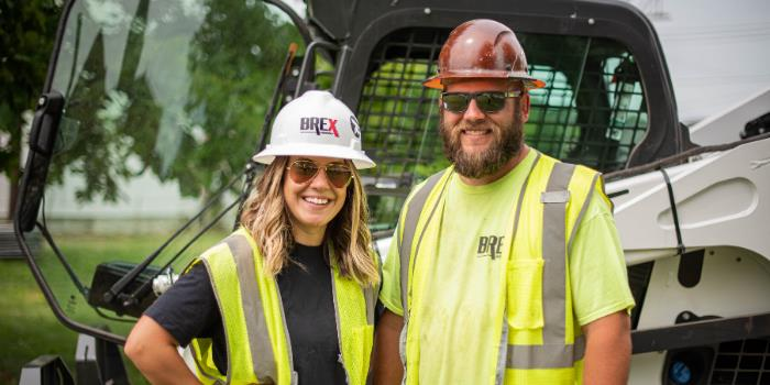 Woman-Owned Construction Company Brex Enterprises Setting New Standards for Safety, Customer Satisfaction, Innovation