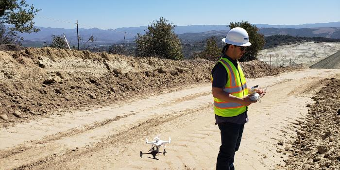 How to Get Started with Drones in Construction