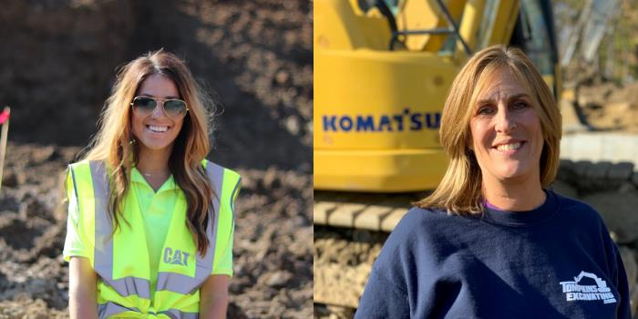 Ep. 112: Successfully Running a Family-Owned Construction Company with Stacey Tompkins of Tompkins Excavating