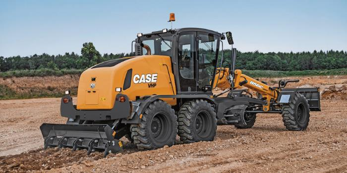 New Control Technology Gives Motor Grader Operators an Edge