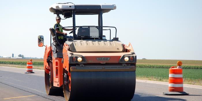 Using New Technologies in Asphalt Paving