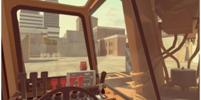 Equipment Operators Enter a Virtual, Yet Familiar World