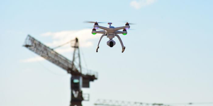 Unmanned Systems Help Make Construction More Efficient, Affordable, Safer