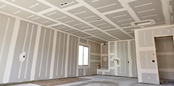 Growth in Drywall Market Mirrors Growth in Industry