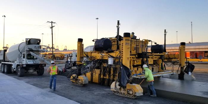 Advanced Technology for Concrete Paving