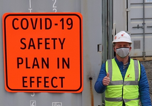 How Contractor's Safety Plans are Protecting Construction Crews, Clients from COVID-19