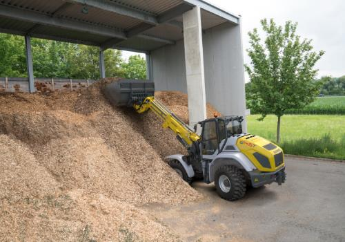 Kramer Telescopic Wheel Loader