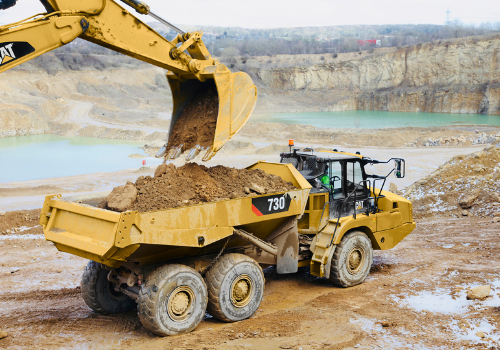 Articulated Dump Trucks Are Now Safer and Easier to Operate