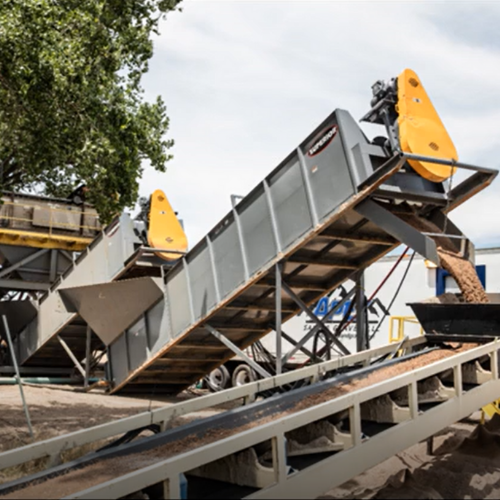 Selecting the Right Aggregate Washing & Classifying Equipment