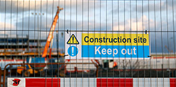 Creating a Strategy for Construction Site Security