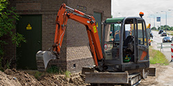 Mini Excavator Market on the Move