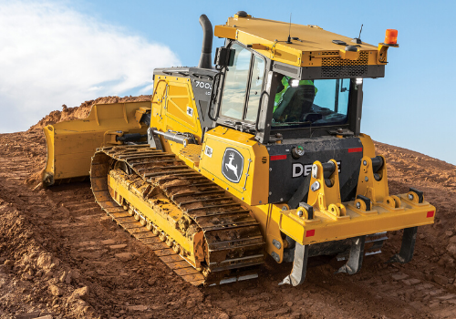 Make the Grade Faster with Advances in Bulldozer Technology
